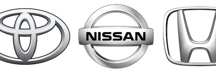 Toyota Motor, Nissan Motor, Honda Motor