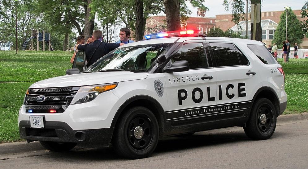 Lincoln Police SUV, Nebraska