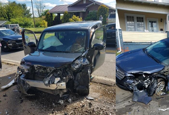 stolen car arrests in bristol, virginia