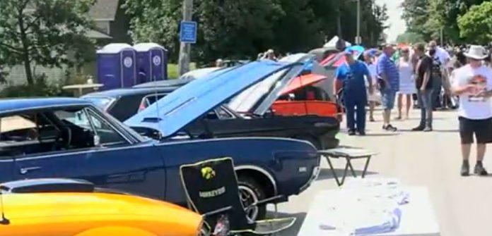 Alburnett Car Show