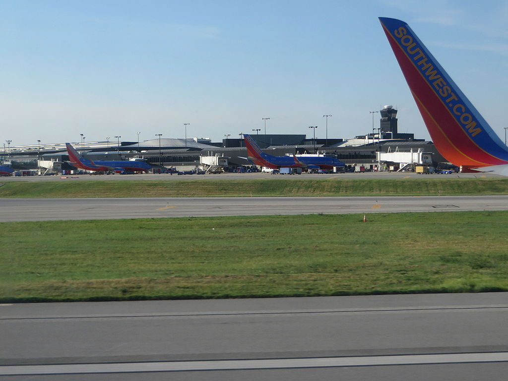 Baltimore-Washington International (BWI) Thurgood Marshall Airport, Maryland