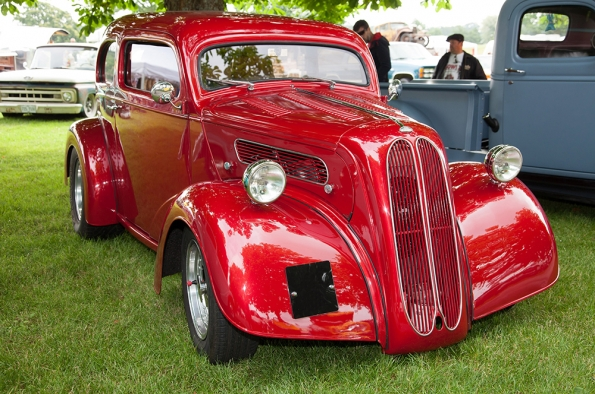 Beaulieu Hot Rod & Custom Show