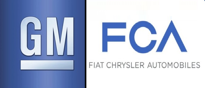 General Motors and Fiat Chrysler Automobiles