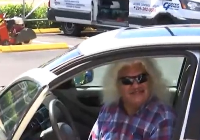 Hearts and Homes for Veterans in Fort Myers gifts a car to a homeless veteran
