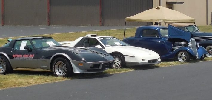 Hot Springs Cruisers club annual car show