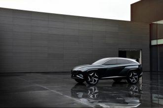 Hyundai Vision T concept car