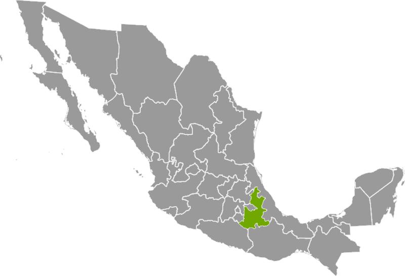 Mexico state Puebla