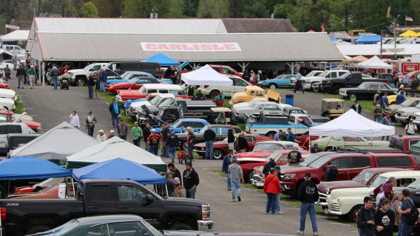 Spring Carlisle the 2019 Pennsylvania car show