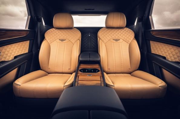 Bentayga Four Seat Comfort Spec
