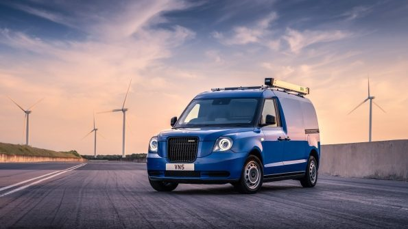LEVC London Electric Vehicle Company VN5