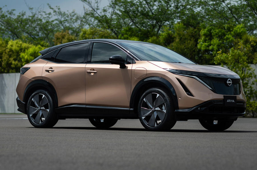 Nissan EV Ariya SUV