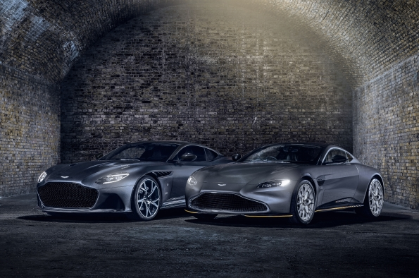 Aston Martin Vantage 007 Edition - DBS Superleggera 007 Edition