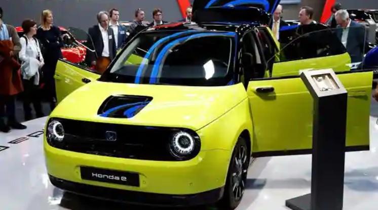 Honda e images