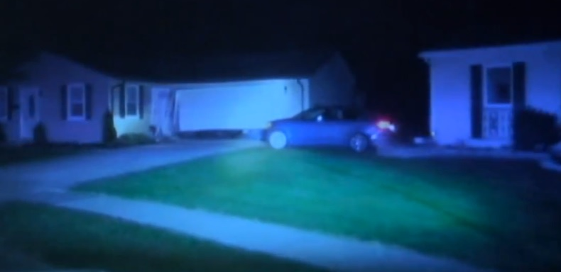 footage by Sidney Police Department