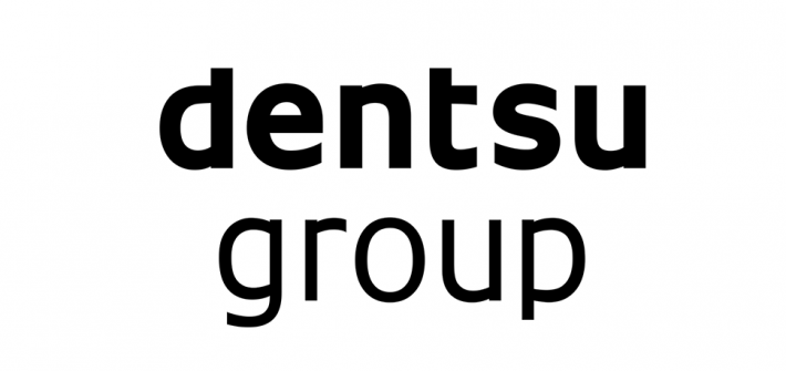 Dentsu Group logo