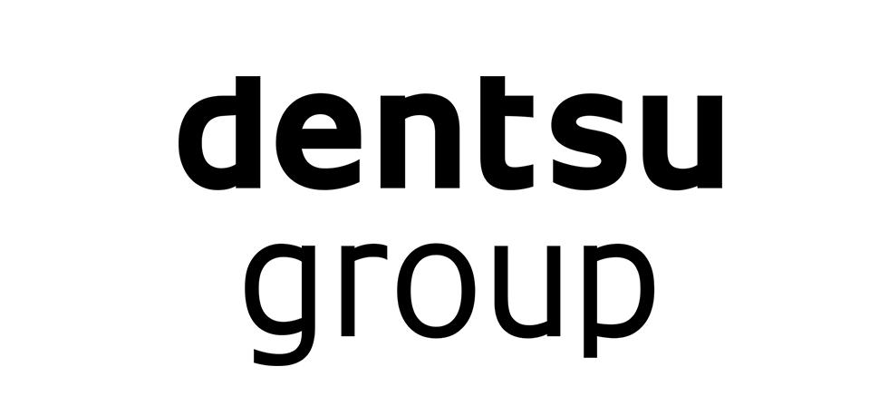 Dentsu Group logo