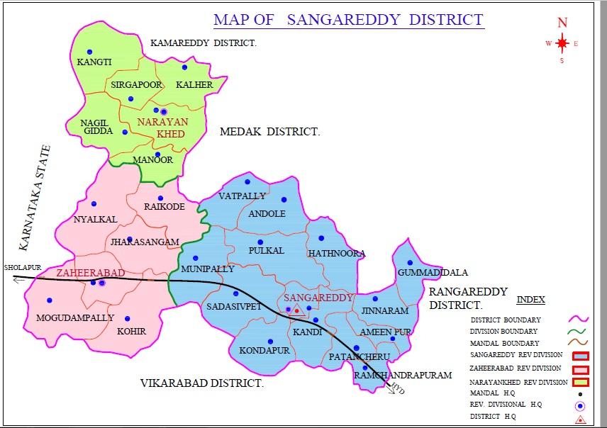 Sangareddy, Telangana, India