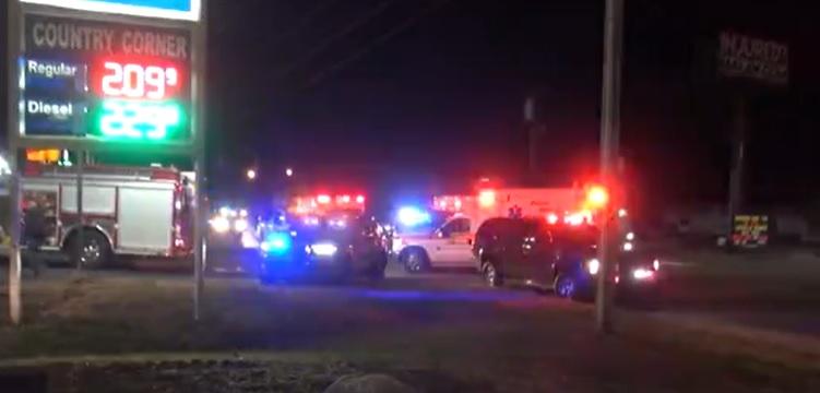 Anderson county crash