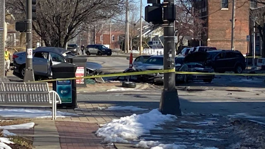 Omaha, Nebraska crash