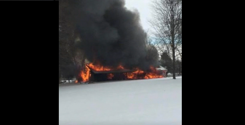 collector cars destroyed in Batavia, Ohio