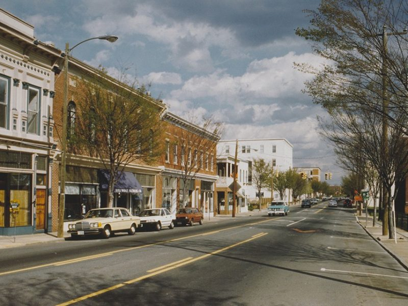 West Main Street, Charlottesville, Virginia