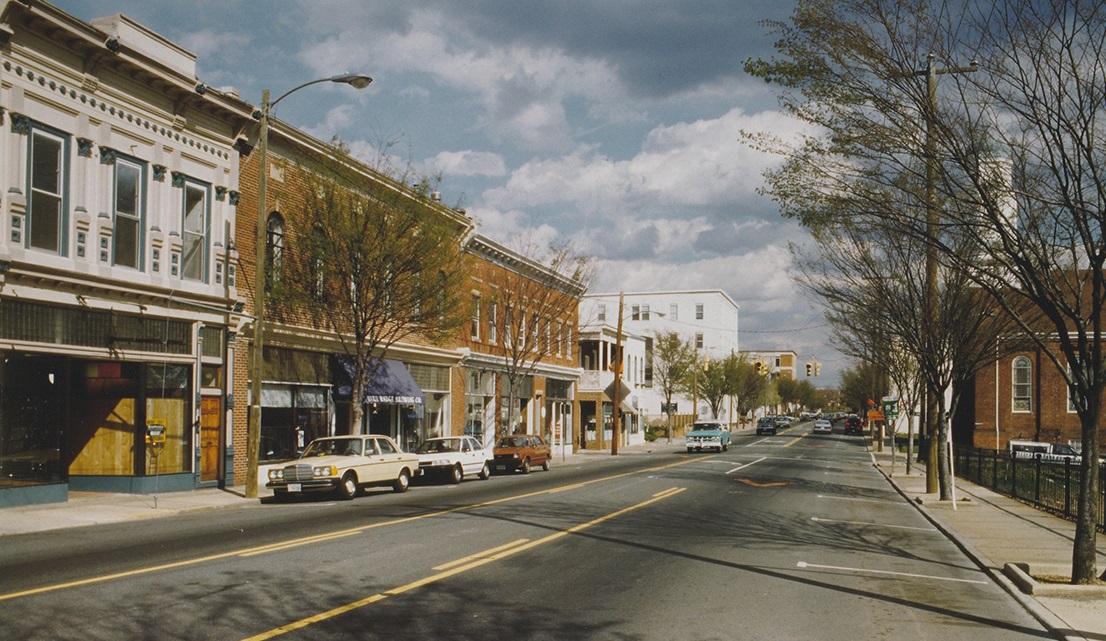 West Main Street, Charlottesville, Virginia