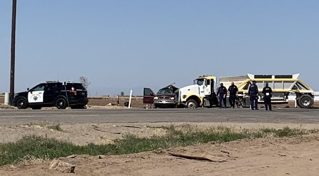 13 dead after crash on US Mexico border