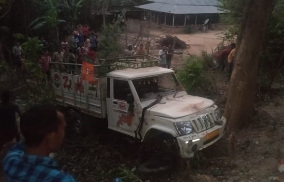5 BJP workers killed in Tripura crash