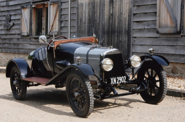 oldest Aston Martin