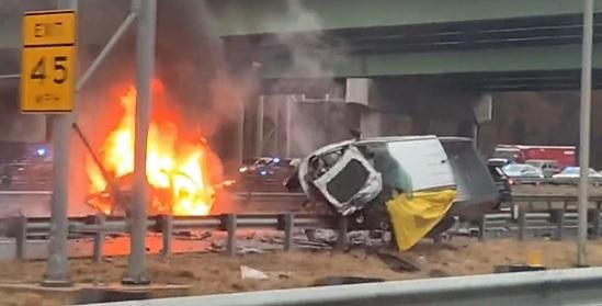 Prince William County crash