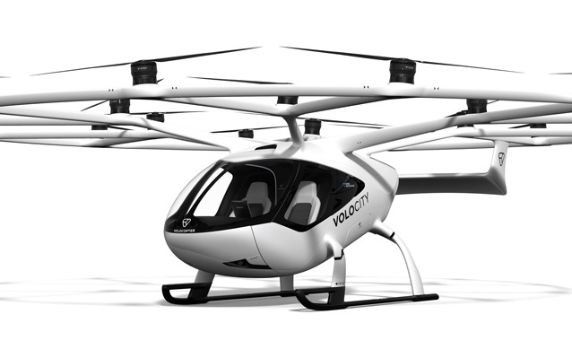 volvocopter volvocity