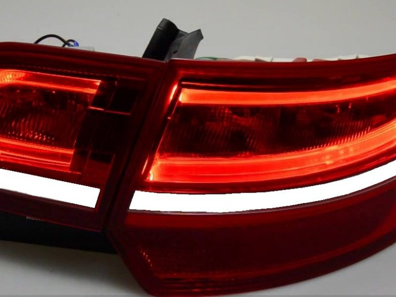 A3 8P Tail Light
