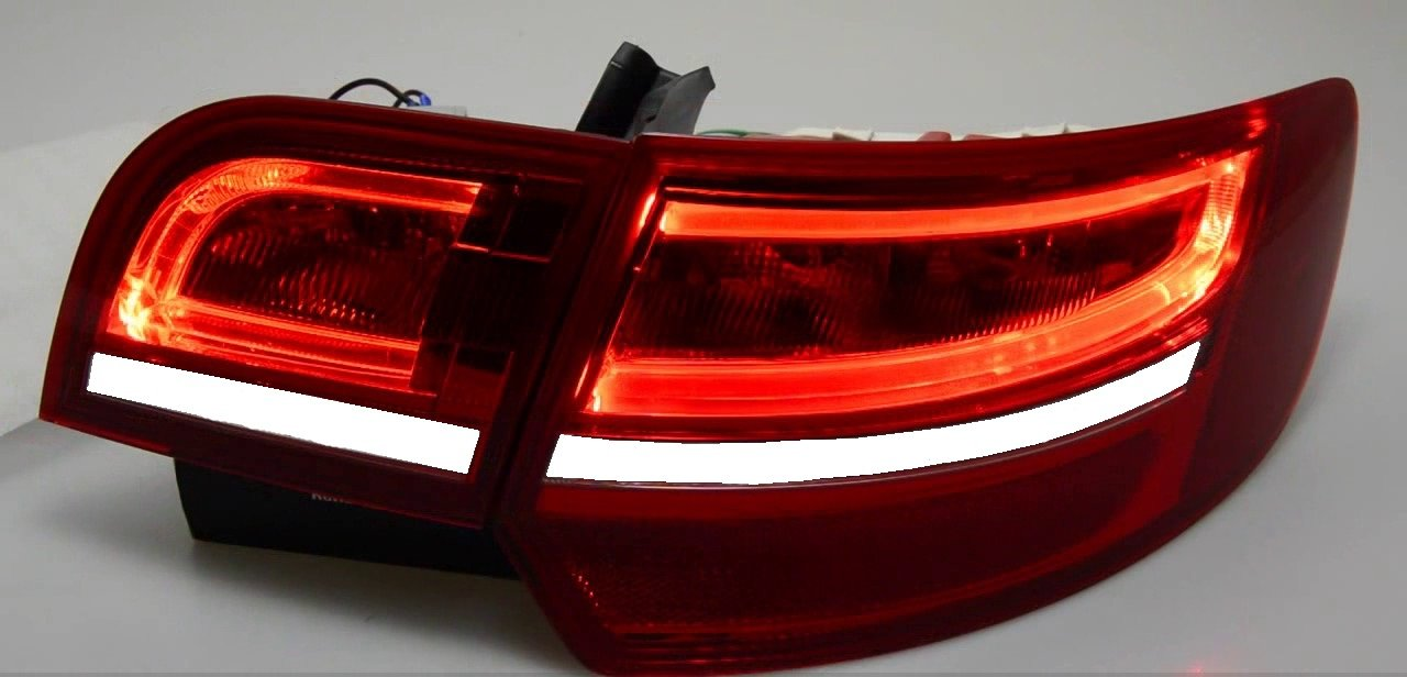 A3 8P Tail Light