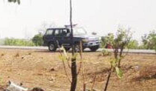 Buipe-Tamale highway, Ghana