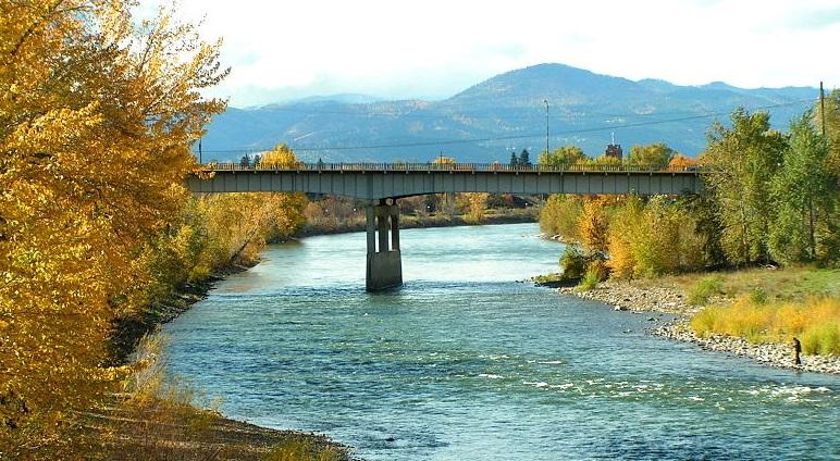 Clark Fork River, Montana