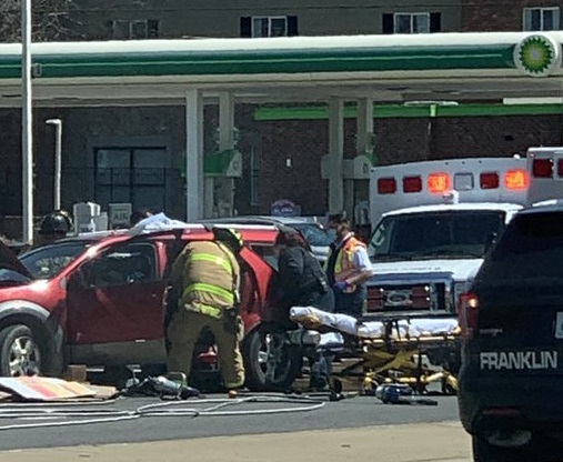 Franklin, Tennessee crash