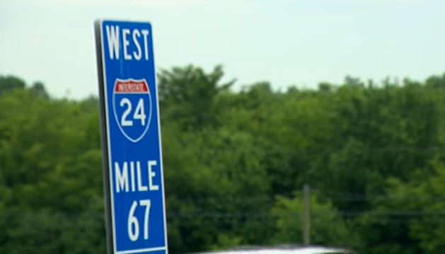 I-24, Rutherford County