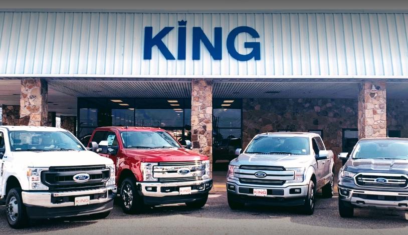 King Ford Auto Dealership, Alabama
