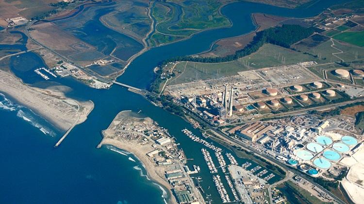 Moss Landing Harbor, California