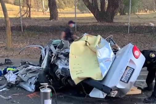 Pittsburg, California crash