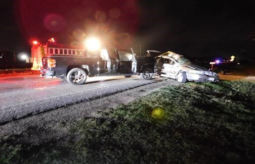 San Benito, Texas crash