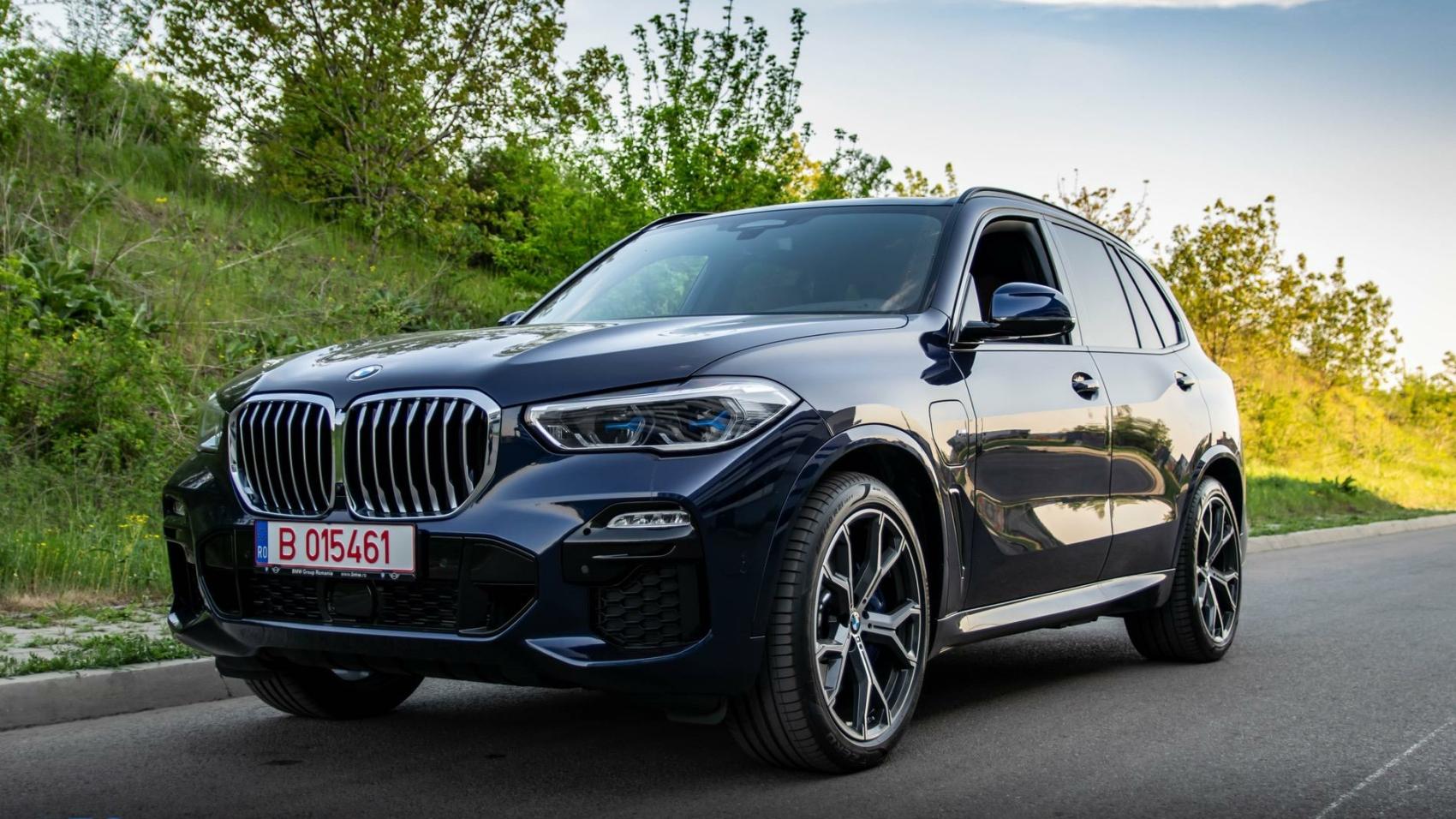 BMW's X5 xDrive45e