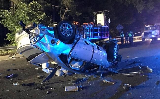 Henrico county crash