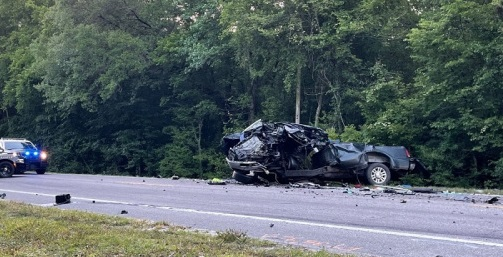 Hillsborough County crash