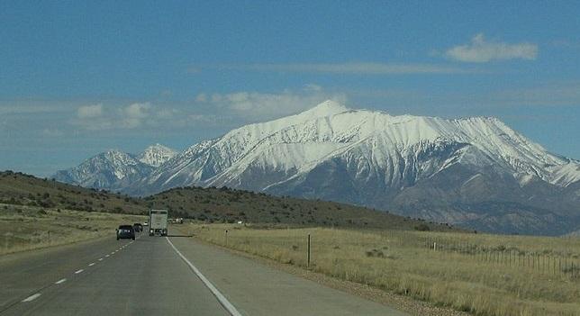 I-15, Utah