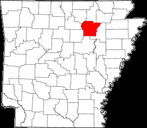 Independence County, Arkansas