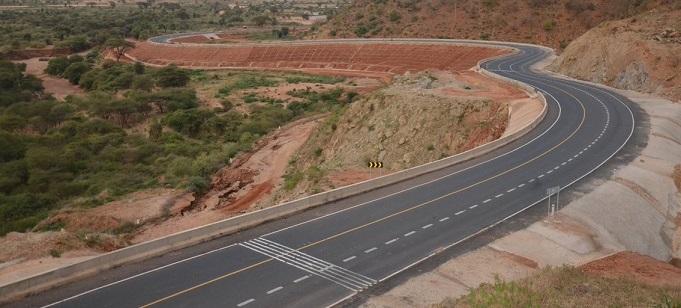 Isiolo-Moyale highway, Kenya