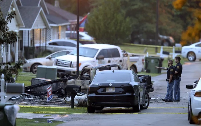 Mississippi plane crash