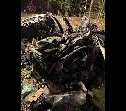 Route 1, Maine crash