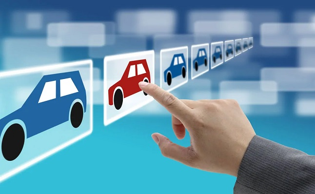 Auto business marketing